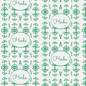 Herbs(green on white)