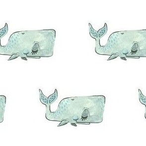 Sleepy Whale