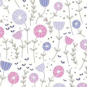 Candy Garden - purple
