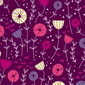 Candy Garden Purple