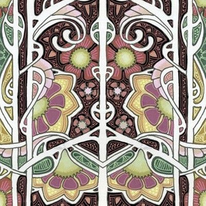 Art Nouveau To Grow