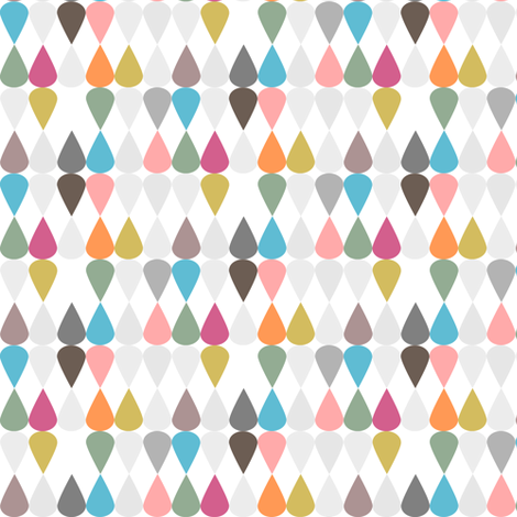 drops fabric by meissa on Spoonflower - custom fabric