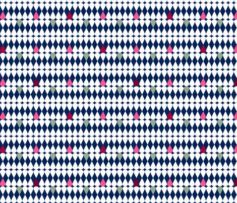 drops_blau fabric by meissa on Spoonflower - custom fabric