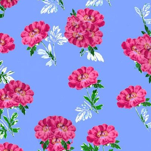 Vintage Wild Roses