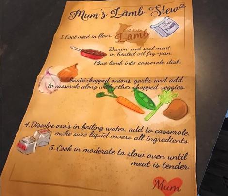 Mum's Lamb Stew