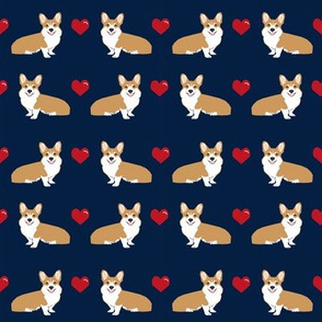 corgi love fabric cute valentines love corgis design best corgi fabrics