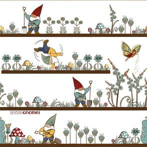 Gardening Gnomes