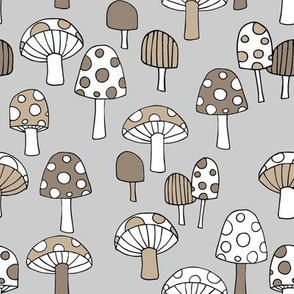 Toadstools__grey_beige___taupe