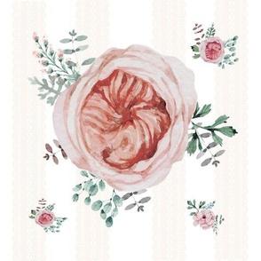 Lace Vintage Floral
