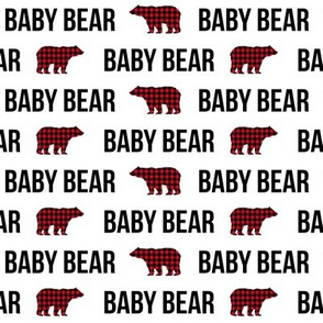 baby bear fabric kids boys personalized custom fabric