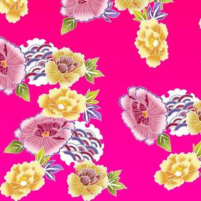 Kimono Design Aguri Adekan