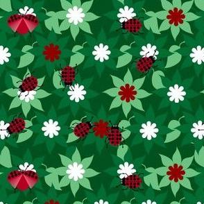 Flower_Leaf_Design_LadyBug