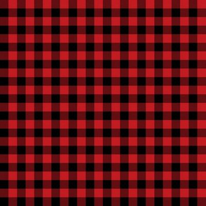 Red & Black Plaid