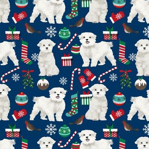 maltese christmas fabric pink dog christmas dogs fabric andrea lauren christmas fabric