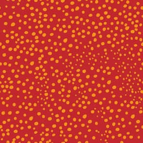 Red Speckles