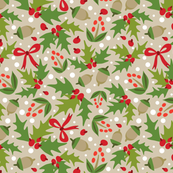 Festive - Holly