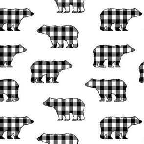 Gingham Bears // Sylvan Shoppe Collection