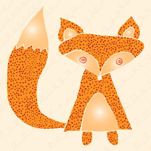 Speckled Fox