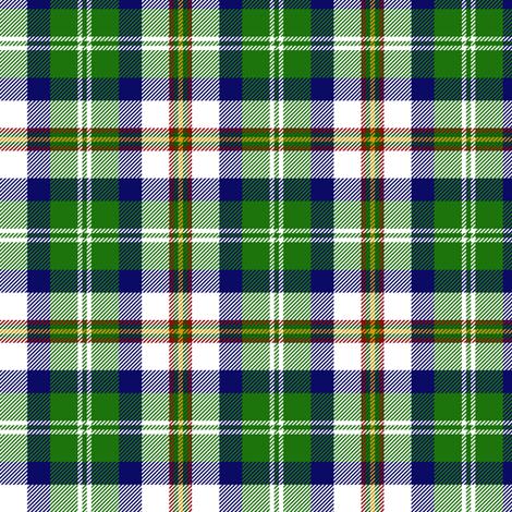 Vermont unofficial state dress tartan fabric by weavingmajor on Spoonflower - custom fabric