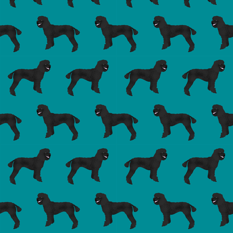 poodle fabric black poodle design cute dogs fabric best dog fabric fabric by petfriendly on Spoonflower - custom fabric
