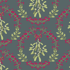 Mistletoe_wreath_fond_nuit_L