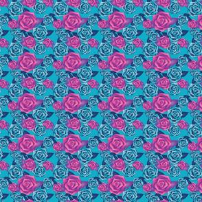 jewel tone rose