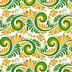Green Hohloma