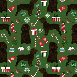 boykin spaniel christmas fabric dog fabric christmas dogs fabric dog christmas design christmas fabric