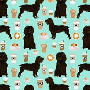 boykin spaniel coffee fabric dogs fabric coffees fabric boykin spaniels dog design