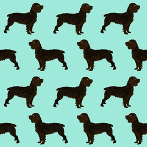boykin spaniel dog fabric dogs fabric boykin spaniels fabric dog design