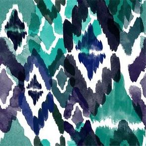 sea boho pattern