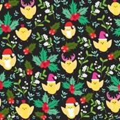 Ditsy-Mistletoe-chicken-baby01