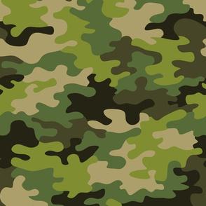 camo (green)