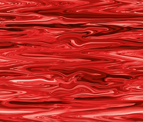 LR - Liquid Red CW, large fabric by maryyx on Spoonflower - custom fabric