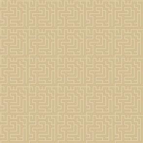 Babylon 5 Maze Contrast