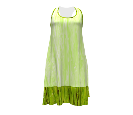 Liquid Lime Green -LW large