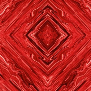 LR - Liquid Red  Diamonds, small