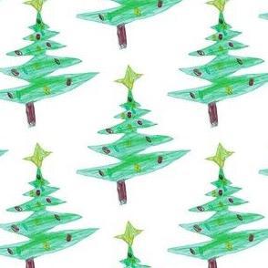 Cooper's Christmas Tree
