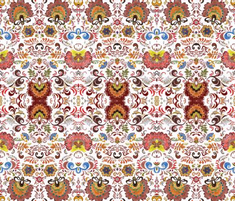 Seasons Autumn fabric by mirima on Spoonflower - custom fabric