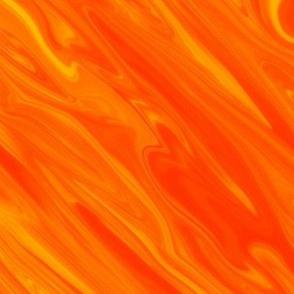 Liquid Orange Diamonds, large