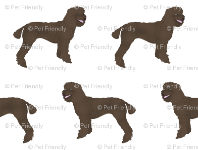 poodle fabric brown poodles design cute brown poodles fabric best dog fabrics