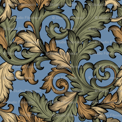 Acanthus Leaves ( Medieval)