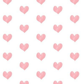hearts || pink
