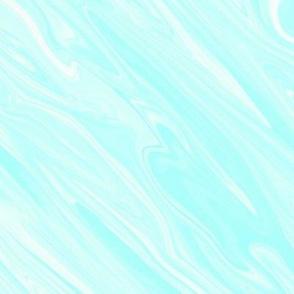 LAP - Pastel Liquid Aqua, Diamonds on Point, large