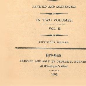 Hamilton Federalist Quilt Block
