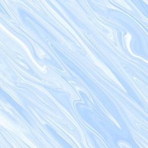 PLB - Pastel Liquid Blue, Diamonds on Point, Large