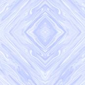 Pastel Liquid Blue, Diamonds on Point, small
