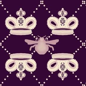 Queen Bee ( eggplant)