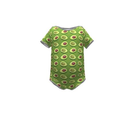 Avocado Greenery