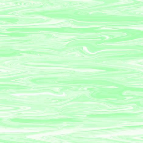 PLG - Pastel Liquid Green, CW small fabric by maryyx on Spoonflower - custom fabric